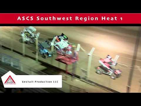 USA Raceway ASCS Wing Sprint Car Heat September 14 2019