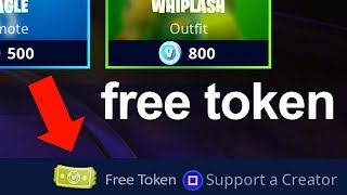 11 Minutes 35 Seconds of Free Items in Fortnite