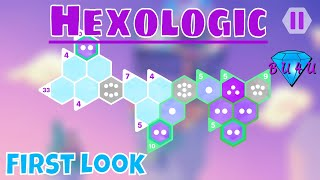 First Look - Hexologic | Let's Play