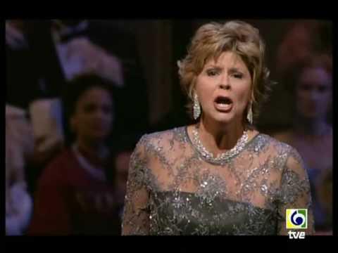 """Susan Graham - """"Parto, parto"""" - Volpe Gala '06"""
