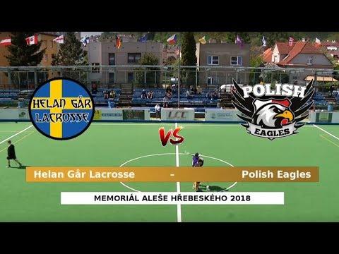 (21) Helan Går Lacrosse – Polish Eagles   2018 Aleš Hřebeský Memorial: Silver C