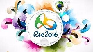 Олимпиада Рио 2016 Водное Поло женщины Россия Бразилия Olimpiada  Rio 2016