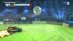 Autoball EM 2012 - Gruppe A : Portugal vs. Türkei - Alle Tore