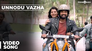 Unnodu Vazha Video Song download HD Bangalore Naatkal | Rana Daggubati | Samantha | Gopi Sunder