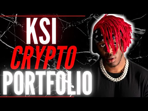 KSI Cryptocurrency Portfolio And $5 MILLION Dollar Bitcoin PROFIT KSI Bitcoin, Ethereum, Reef