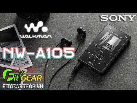 Sony Walkman NW-A105   Quá nhiều công nghệ trong 1 chiếc máy nghe nhạc nhỏ nhắn