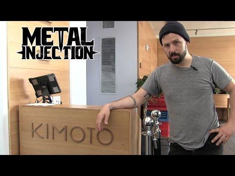 Taste Of Metal #5 - Ben Weinman of THE DILLINGER ESCAPE PLAN | Metal Injection