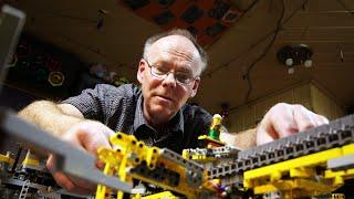 Hobbybastler: Spülmaschine, Hovercraft, Eiertrenner - alles aus Lego