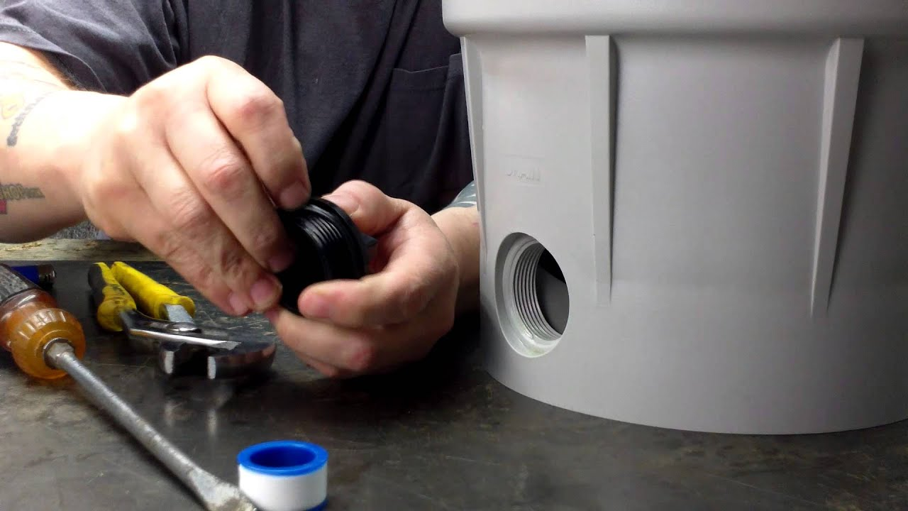 How To Remove Stubborn Hayward Pool Filter Drain Plugs