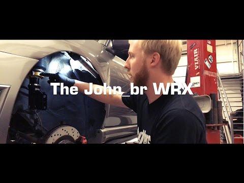 DIY Installing BAGS by OCD - The John_br Subaru WRX Wagon