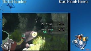The Last Guardian - Beast Friends Forever - Trophy/Achievement (CZ)