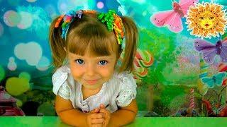Алиса рассказывает стих Отвели ребенка в сад Стихи для детей