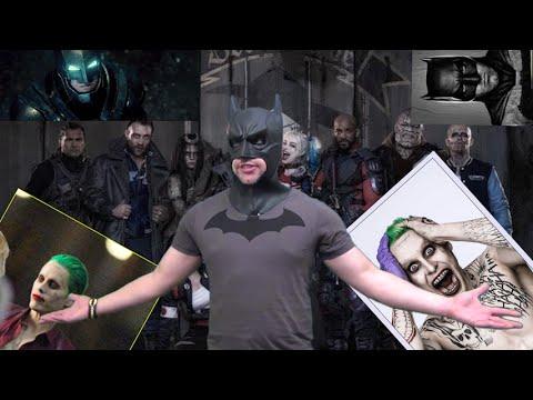 jared leto joker batman v superman trailer and the suicide squad casual batman youtube. Black Bedroom Furniture Sets. Home Design Ideas