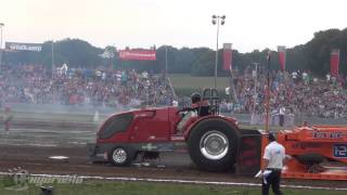 Next Sensation - Engine Crash & Gearbox failure @ Tractorpulling Lochem 2014