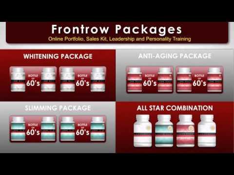 FrontRow Dubai Presentation (+971 55 8899 469)