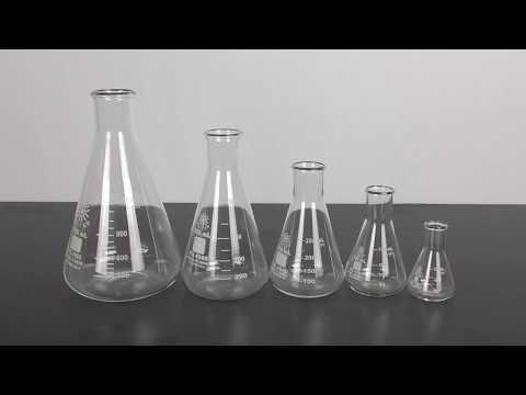 Erlenmeyer Flask Set (FGSET5)