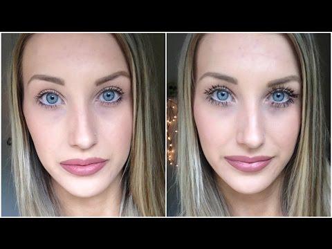 Younique Moodstruck 3D Fiber Lashes | First Impressions ♡ - YouTube