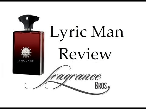 Amouage Lyric Man Review! No Men Allowed.