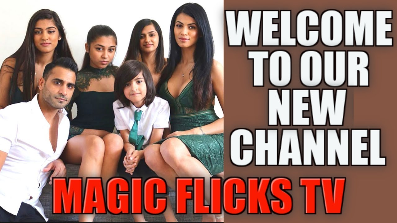 Download MAGIC FLICKS TV: WELCOME TO OUR CHANNEL