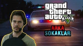 GTA 5 ALİ KOMİSER JANDARMA MODU #6 (GTA 5 Türk Polisi Modu)