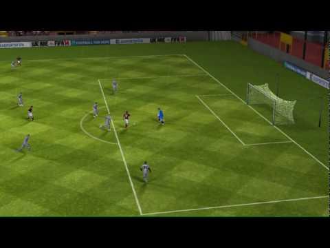 FIFA 14 iPhone/iPad - Milan vs. Chievo Verona