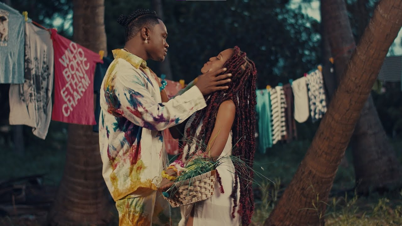Download Mbosso - Kiss Me (Official Music Video)
