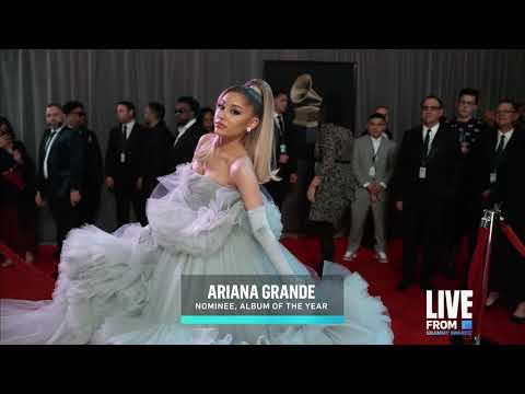 GRAMMYS 2020 Ariana Grande (Boss Bitch Doja Cat)