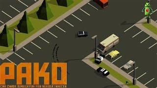 Pako - Car Chase Simulator (iOS/Android) Gameplay HD