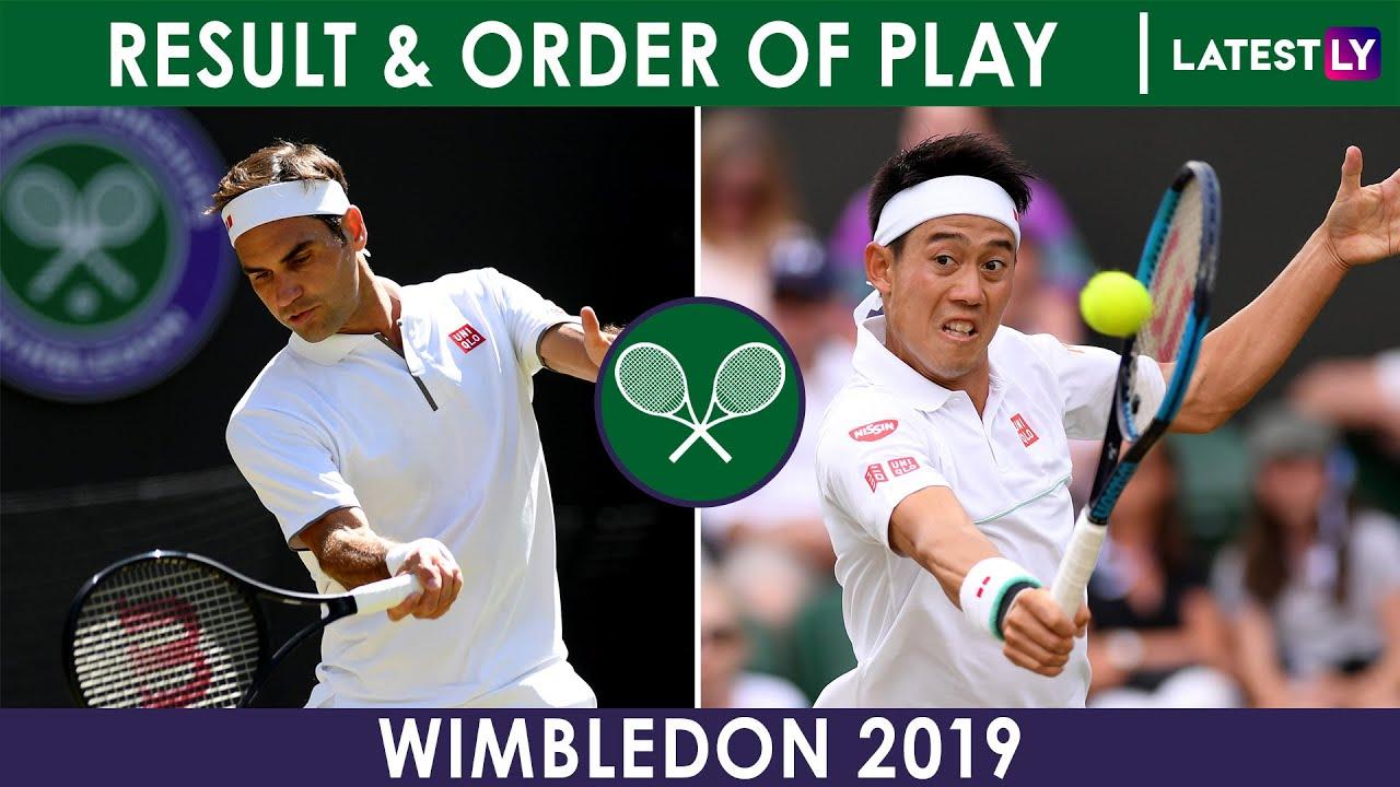 Wimbledon Mens Winner