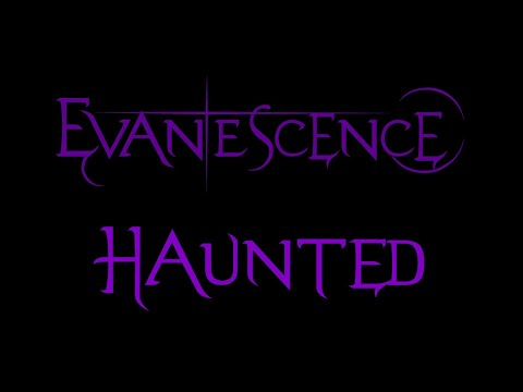 Evanescence - Haunted Lyrics (Demo 2)