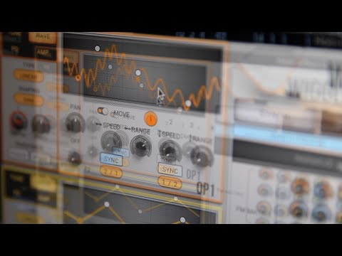 Introducing WIGGLE, the Dynamic Waveshaping Synthesizer