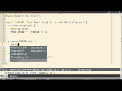React London Meetup April 2015, Jack Franklin, ES6 Modules & React with SystemJS