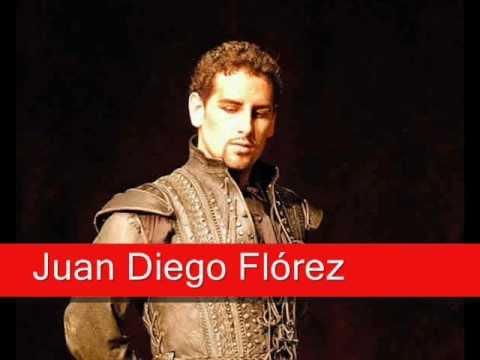 Juan Diego Flórez: Rossini - Il barbiere di Siviglia, 'Se il mio nome saper voi bramate'
