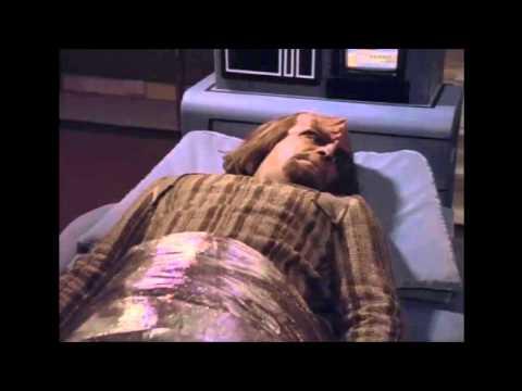 Star Trek TNG Riker refuses to help Worf