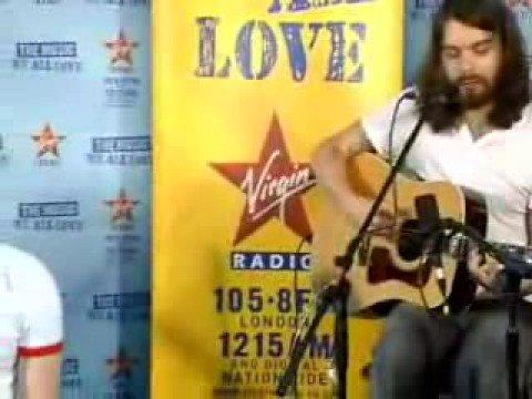 Biffy Clyro - Folding Stars Acoustic Virgin Radio Session