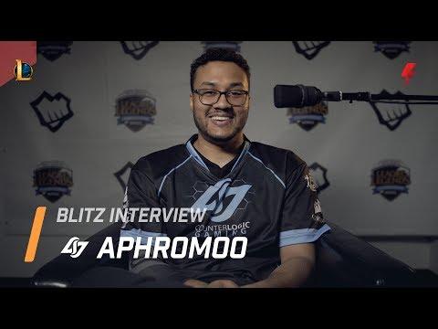 "Aphromoo: ""Doran's Shield is definitely the most broken item bottom lane right now."""