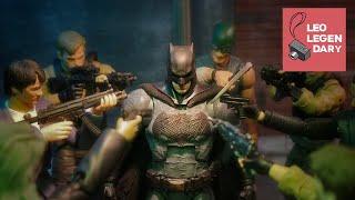 Batman Epic Fight Stop-Motion