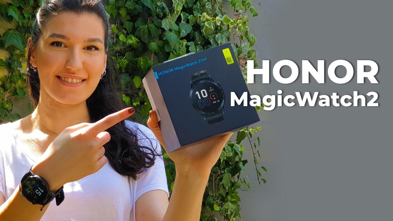 Pil Ömrüyle Şaşırtan Akıllı Saat   Honor MagicWatch 2 İnceleme