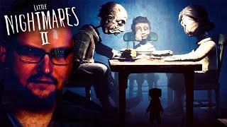 ВТОРЫЕ МАЛЕНЬКИЕ КОШМАРЫ ► Little Nightmares 2 #1