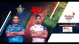 Kandy SC vs Air Force SC - Dialog Rugby League 2018/19 Match #4