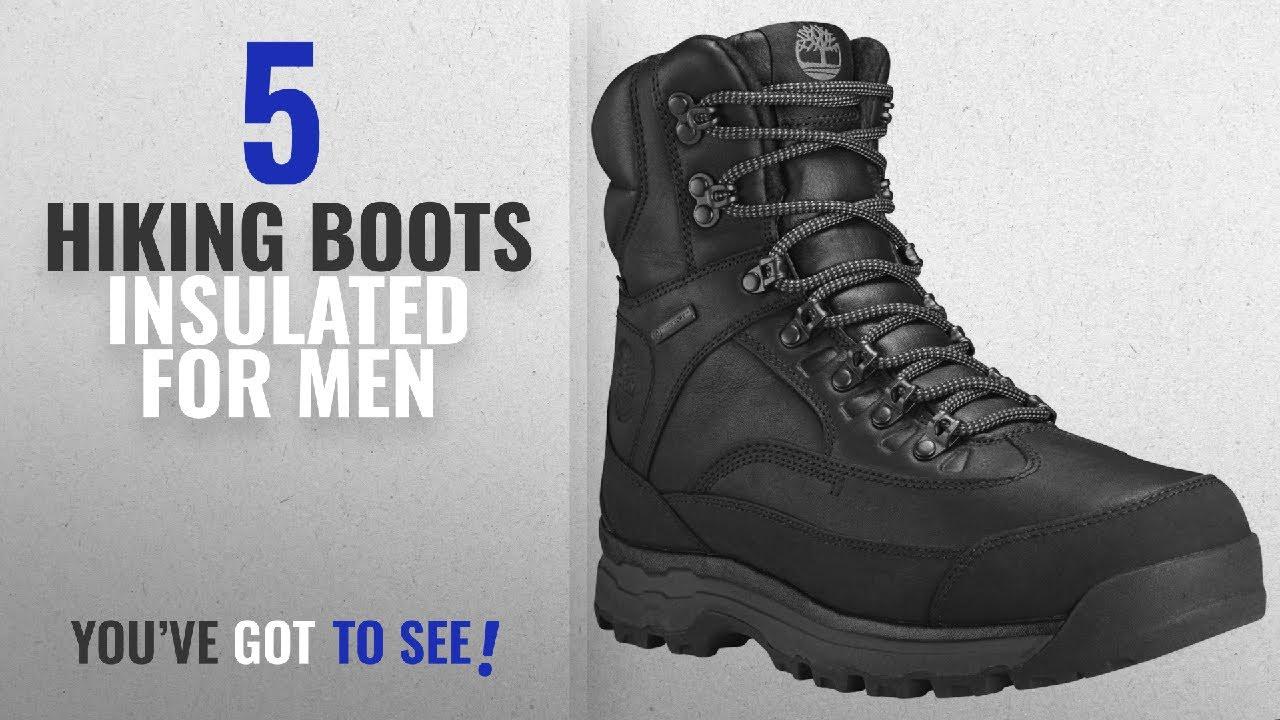 96eb304329f Top 10 Hiking Boots Insulated [ Winter 2018 ]: Timberland Chocorua Trail  2.0 8