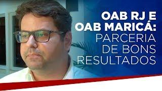 OAB RJ E OAB Maricá: parceria de bons resultados