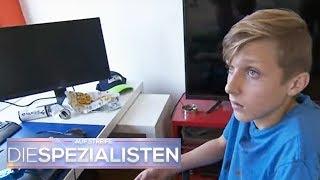 Computerfreak am Limit: Anton hat tagelang durchgezockt!   Die Spezialisten   SAT.1
