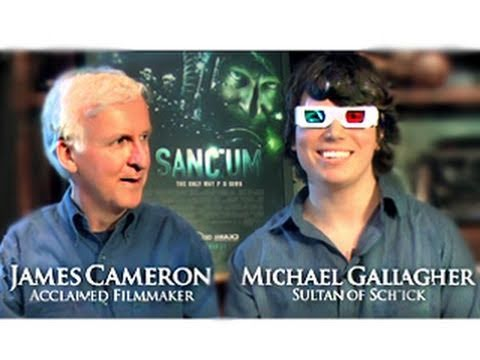 James Cameron: The 3-D Interview