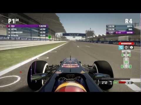 Let's Play: F1 2012 #1.12 [PC | deutsch | FullHD] - Qualifying: Bahrain