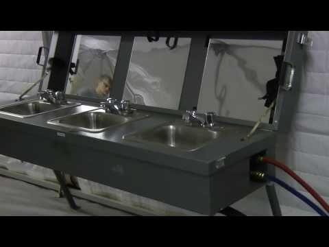 WSS   Instructional   Triple Basin Sink