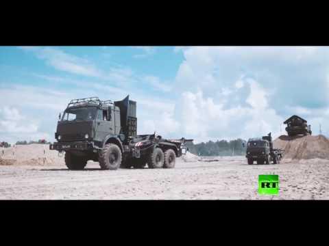 فيديو مشوق للقوات الروسية خلال مسابقة -الطريق الآمن-  - نشر قبل 5 ساعة
