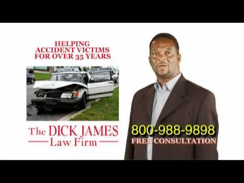 The Dick James Law Firm - Vehicle Accidents