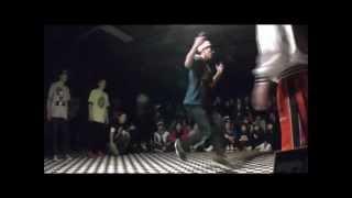 Bboy KCULARA presents BATTLE QUEST Vol.9 DJ GREEN MONSTARR / COFFEE...