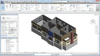 Jensen's Residential Design Using Revit 2014 - Ch06-4 Basement Floor Plan